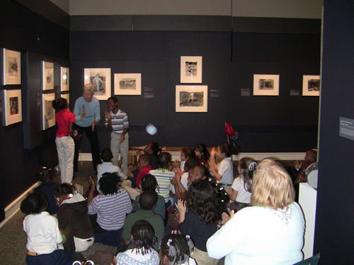 School Programs Gallery program